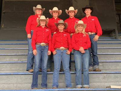 High school rodeo 2020 pic