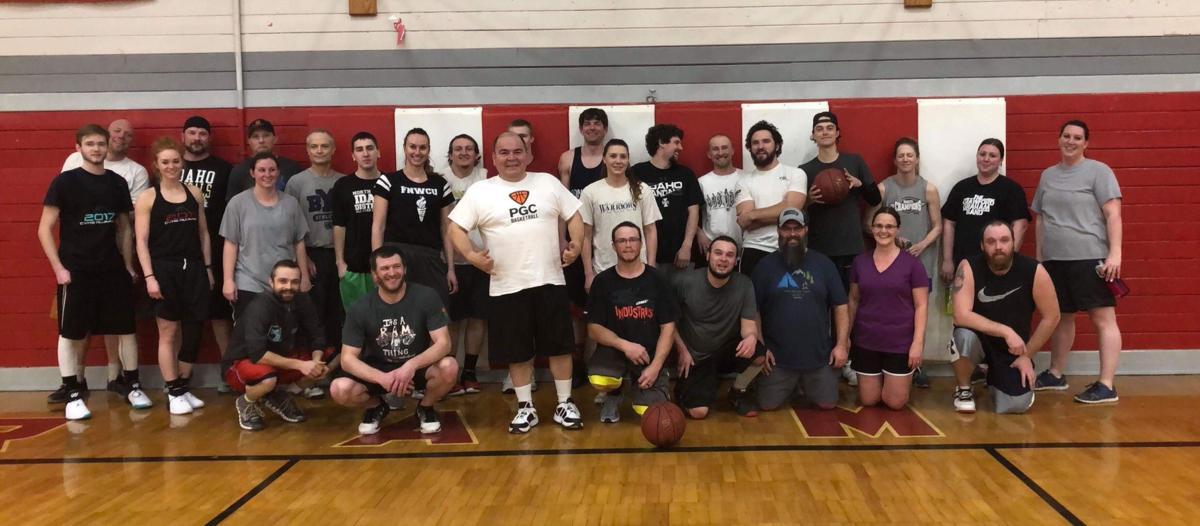 CVHS alumni basketball game