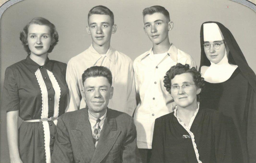 Sister Maria Elena's family