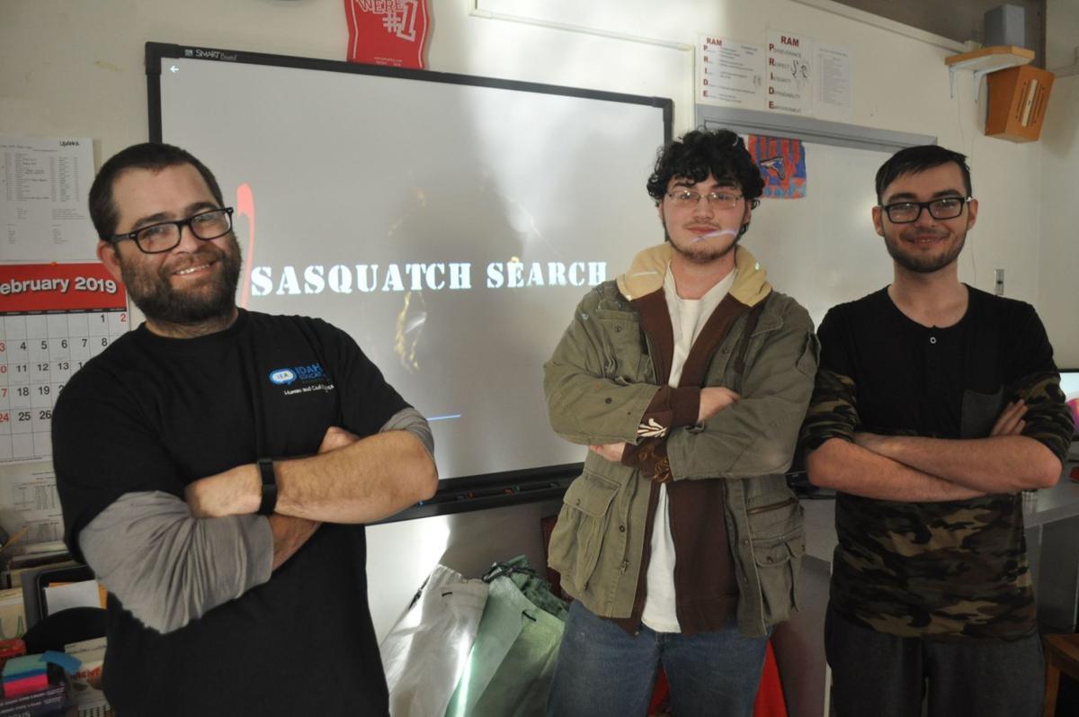 CV seniors' Bigfoot mockumentary