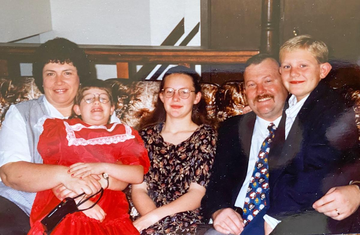 Poe family photo