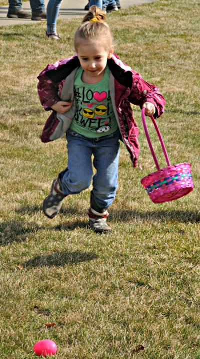 Easter Egg Hunt in Cottonwood