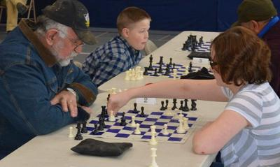 Results announced for chess tourney held in Cottonwood