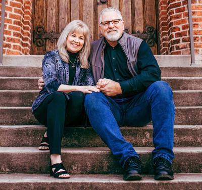 Greg and Glenda Bostock photo