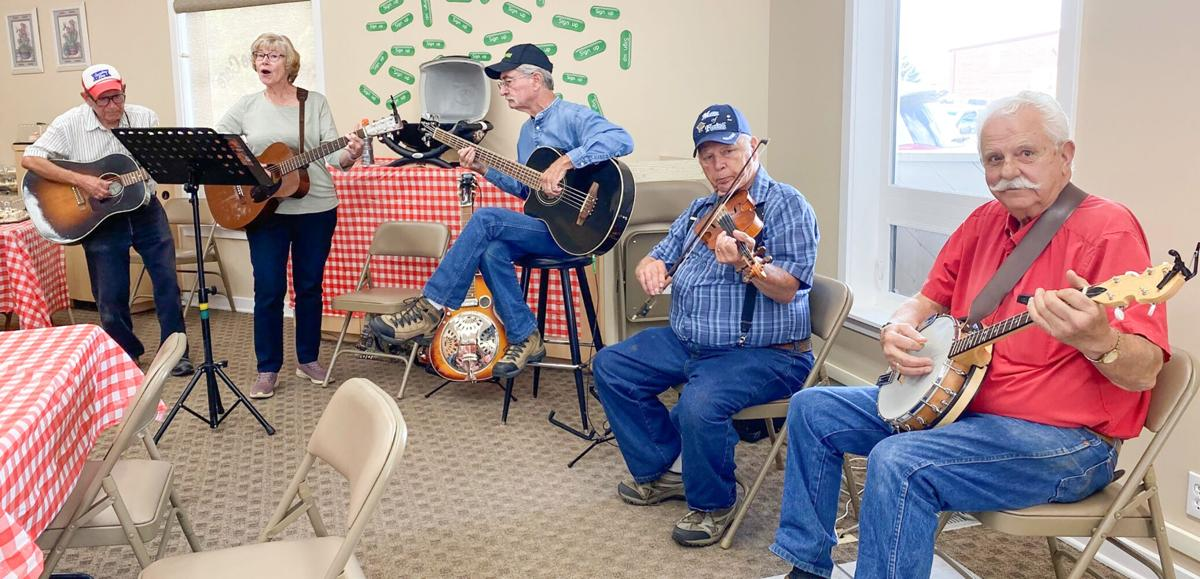 Old Time Fiddlers photo