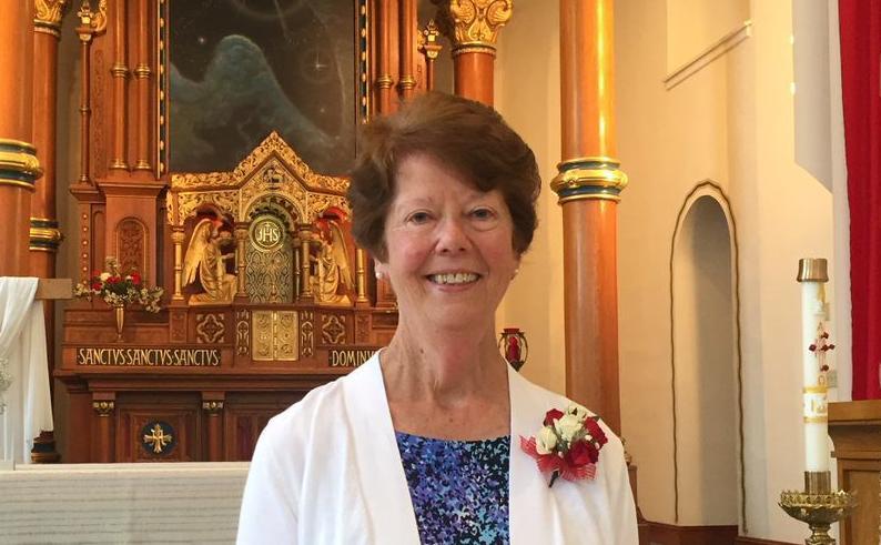 Sister Betty Schumacher
