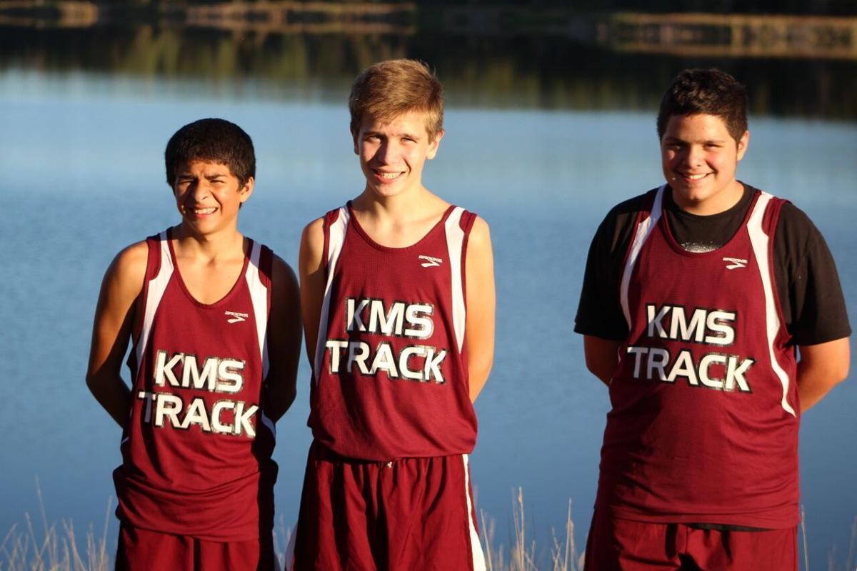 Kamiah Kub runners photo