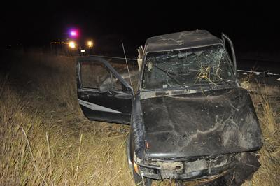 Unrelated vehicle crashes result in two fatalities