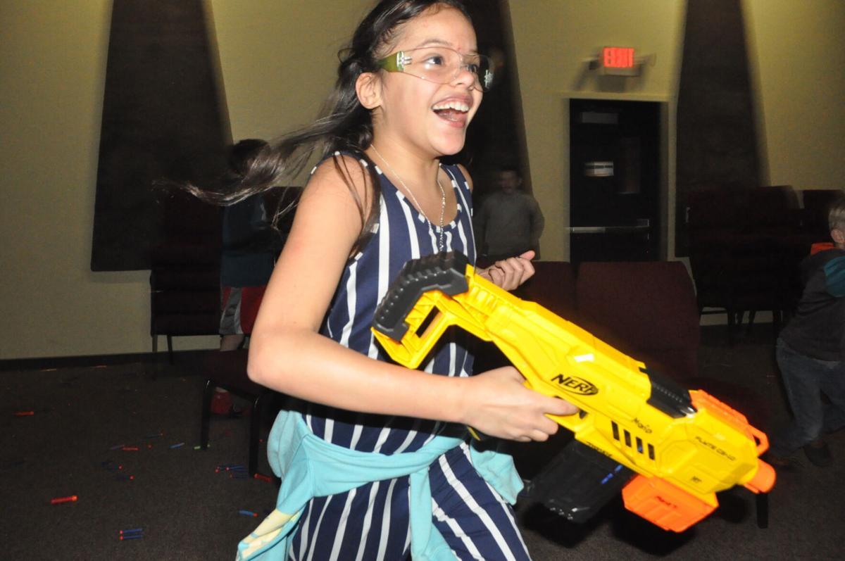 Nerf Gun War photo 2