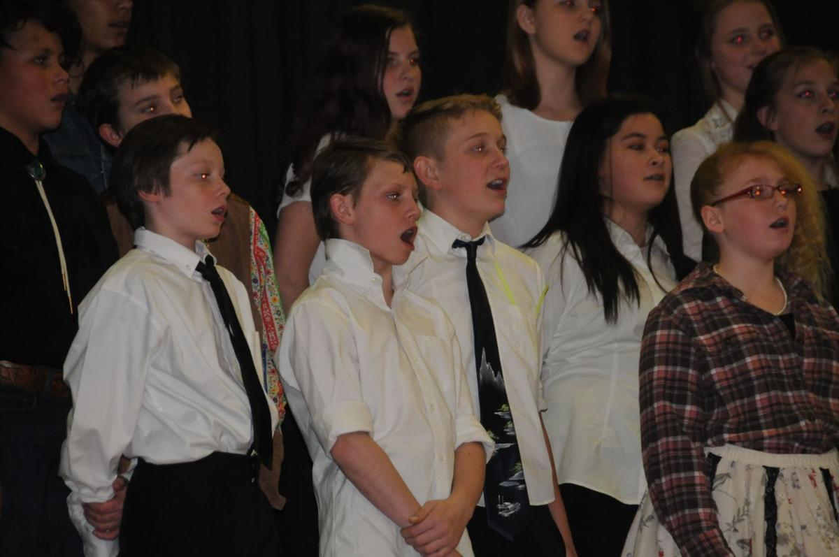 GEMS winter concert