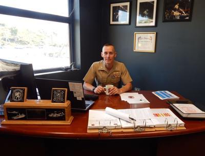 Marine Lt. Col. Ryan P. Welborn