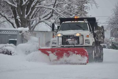 Winter storm set to hit Friday