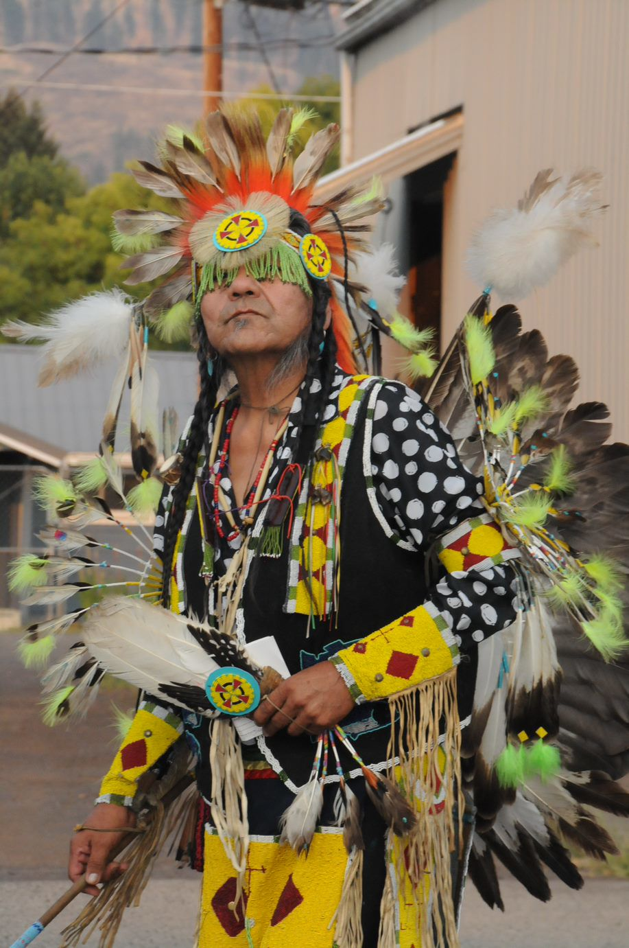 Chief Lookingglass Powwow