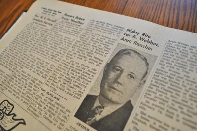 Obituary article photo
