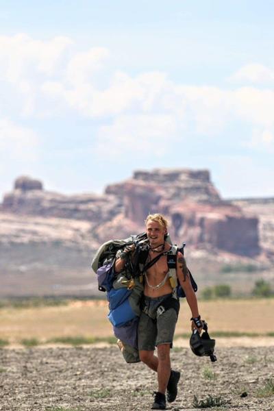 Spencer Warren Connolley, 23, Grangeville, Idaho, and Moab, Utah