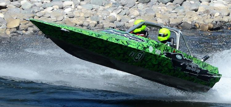 Salmon River Jet Boat Race