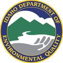Idaho Department of Environmental Quality (DEQ) logo