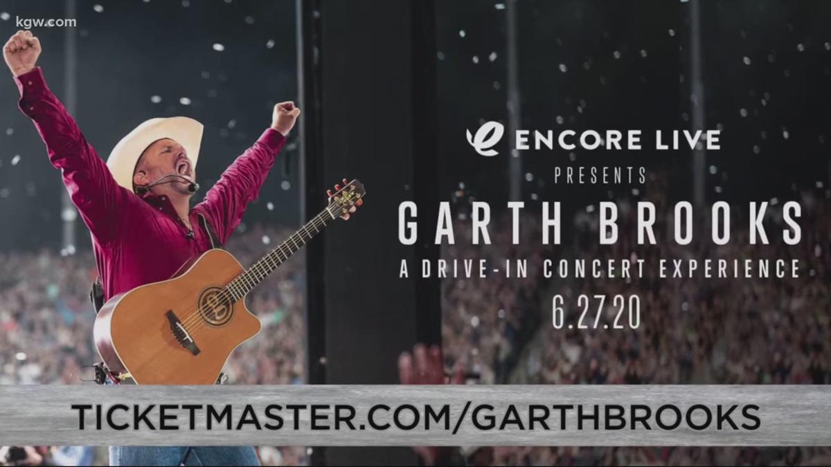 Garth Brooks marketing image