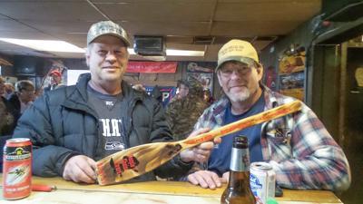 Bob Cash and Steve Kernutt photo