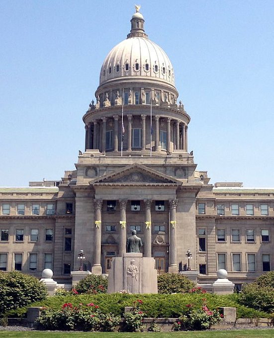Gov. Little pushes broadband improvements to rural communities in State of State address