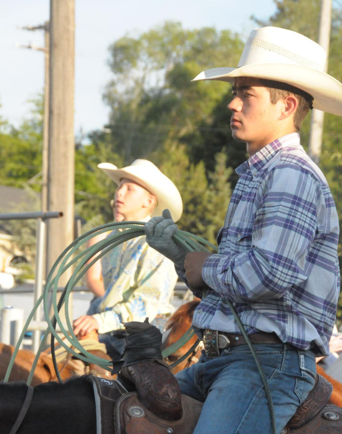 Border Days rodeo 2019 pic
