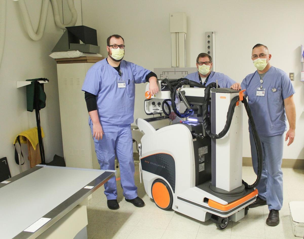 Radiology equipment photo 1