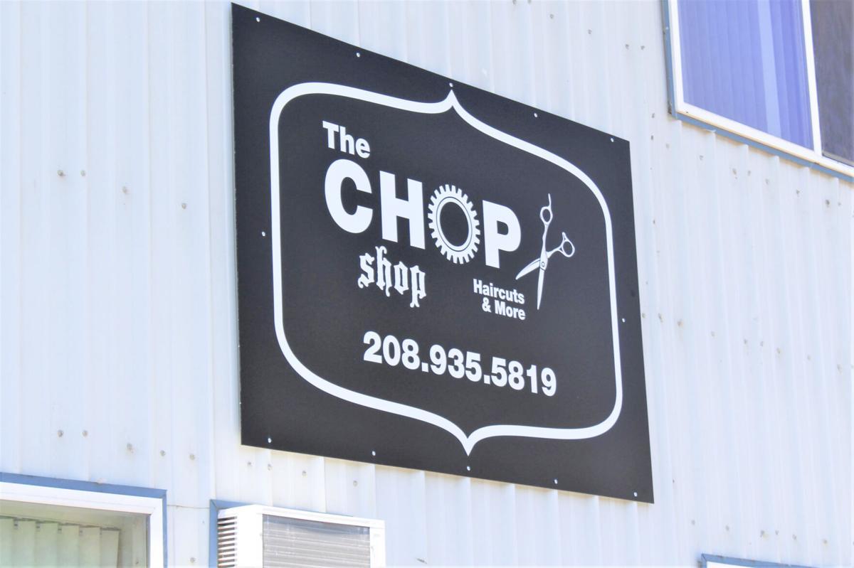 The Chop Shop sign photo