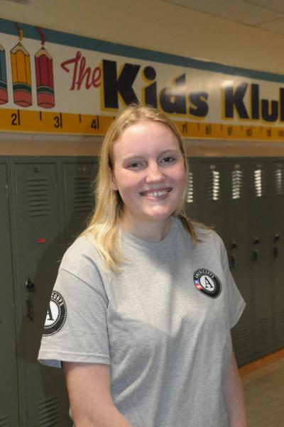 Gates gains experience as KK, AmeriCorps employee