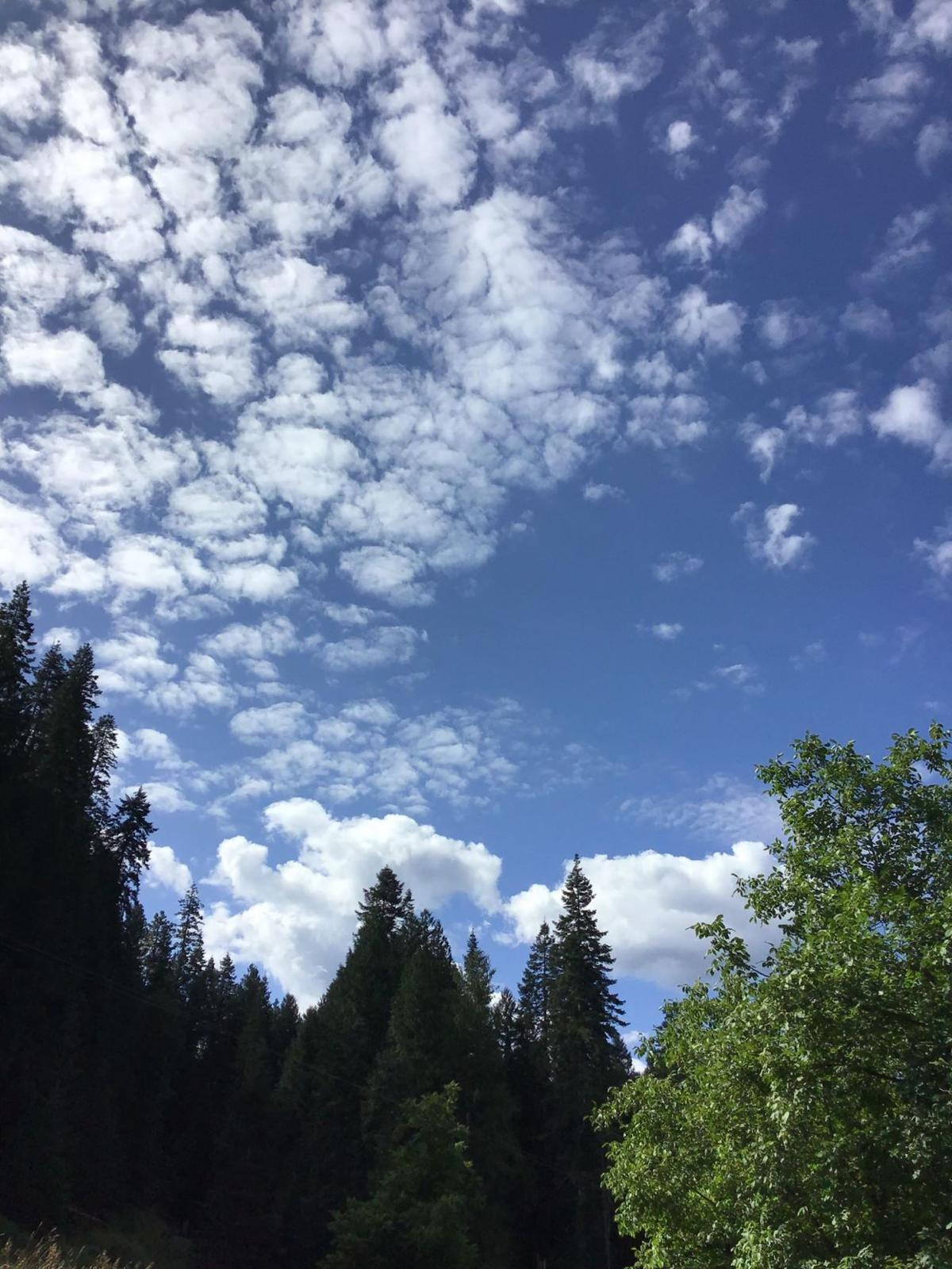 Blue skies in Lowell