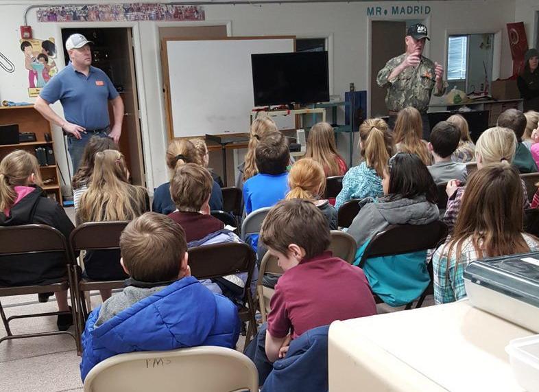 Cottonwood News: Gun safety class