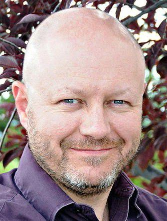 David Rauzi, editor of The Idaho County Free Press