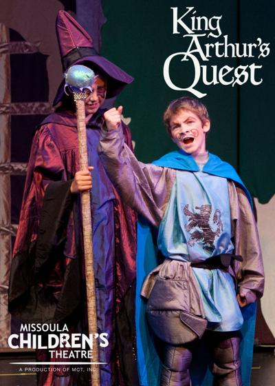 Students encouraged to audition for King Arthur's Quest production in Kamiah