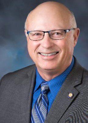 Dist. 7 Senator Carl Crabtree (R, Grangeville)
