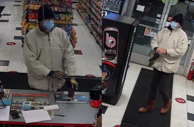 Robber suspect photo