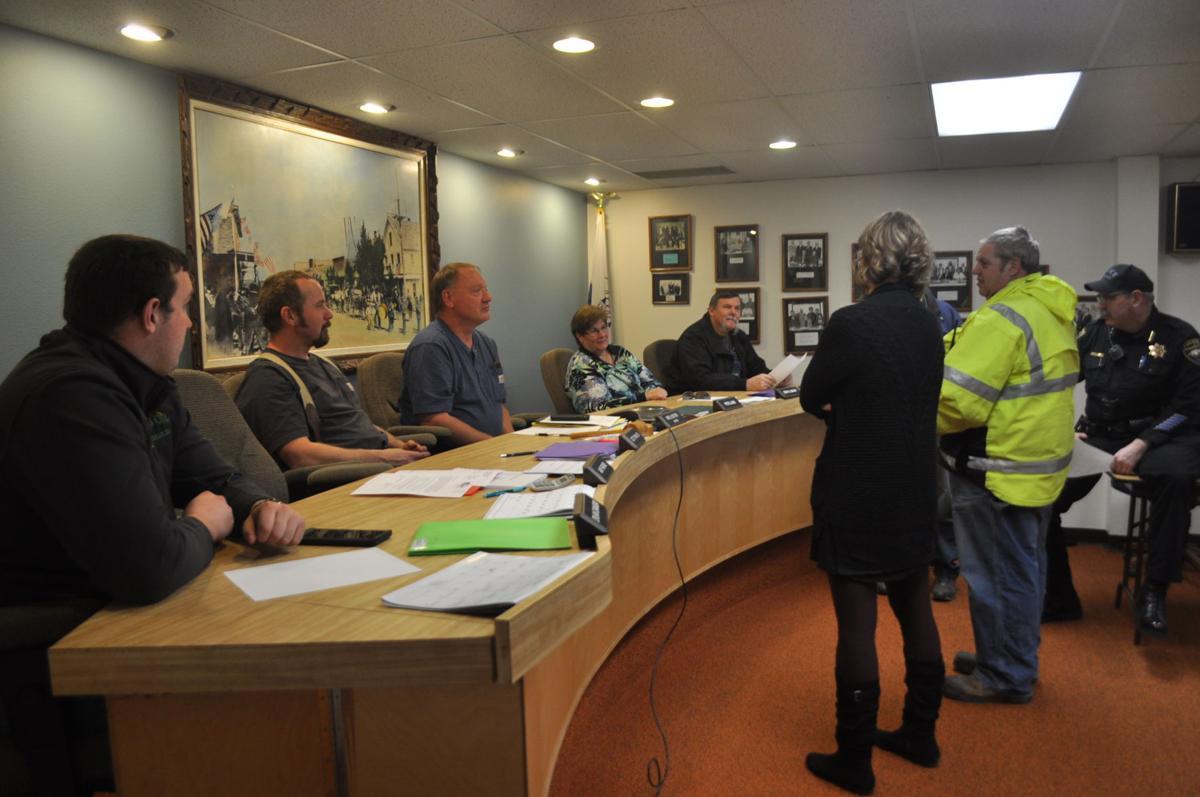 Grangeville City Council declares emergency