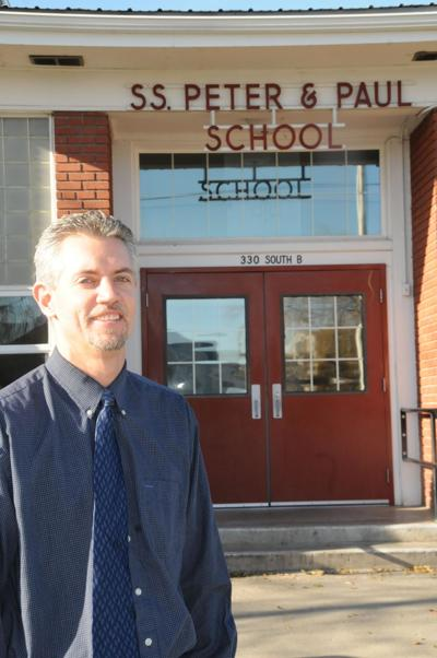 Mahoney takes on SPPS principal position