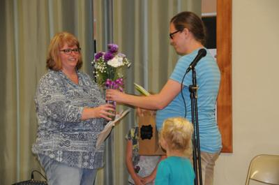 Shears honored for 20 years