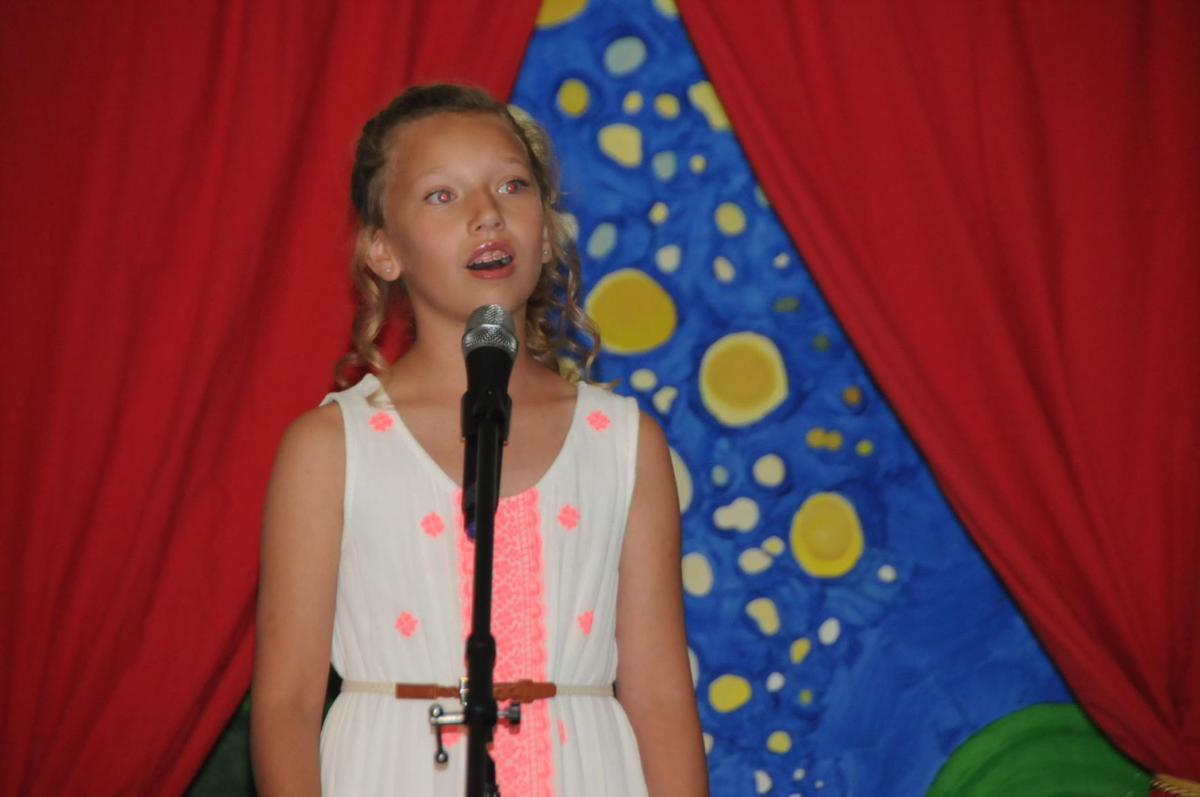 Two-minute Talent Show set for Thursday