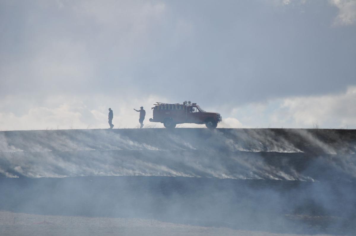 Field fire 2