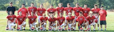 Clearwater Valley Rams football team 2019