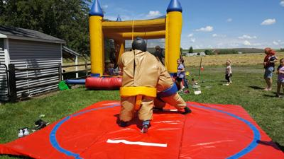 Cottonwood News: Sumo wrestling added to Greencreek's July 4th celebration