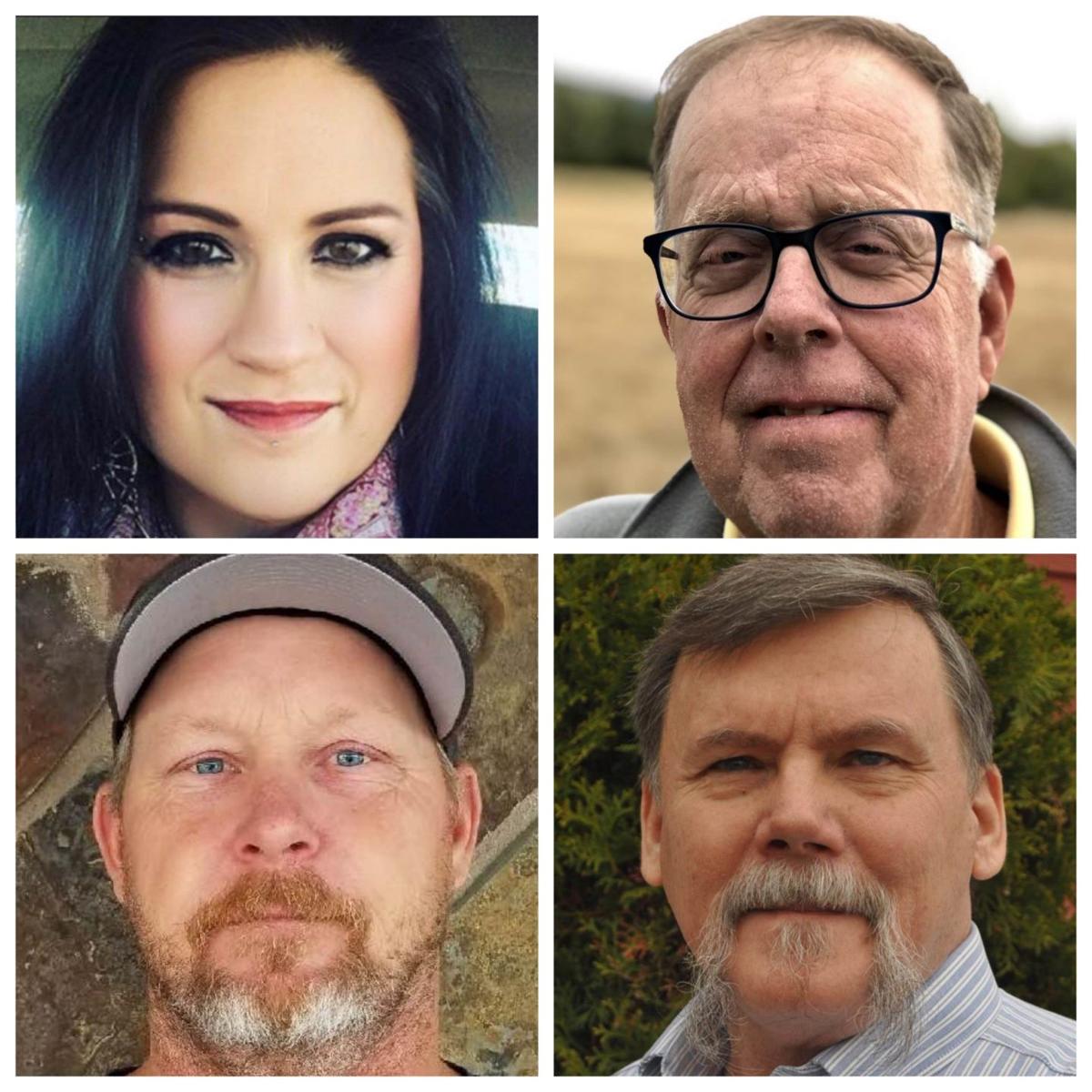 Grangeville City Council candidates