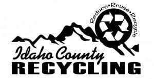 Idaho County Recycling logo