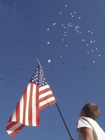 9/11 remembrance photo