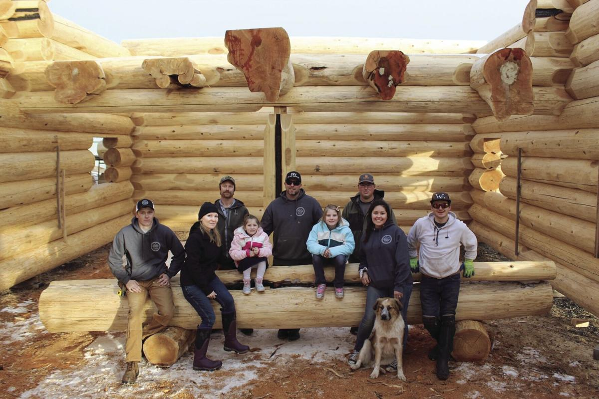 True Log Home 2020 photo