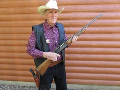 Idaho County Sheriff Doug Giddings