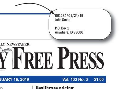Paywall starts Monday, March 18, for Idaho County Free Press website