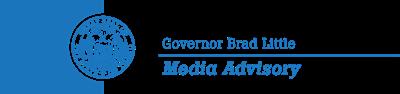 Gov. media advisory