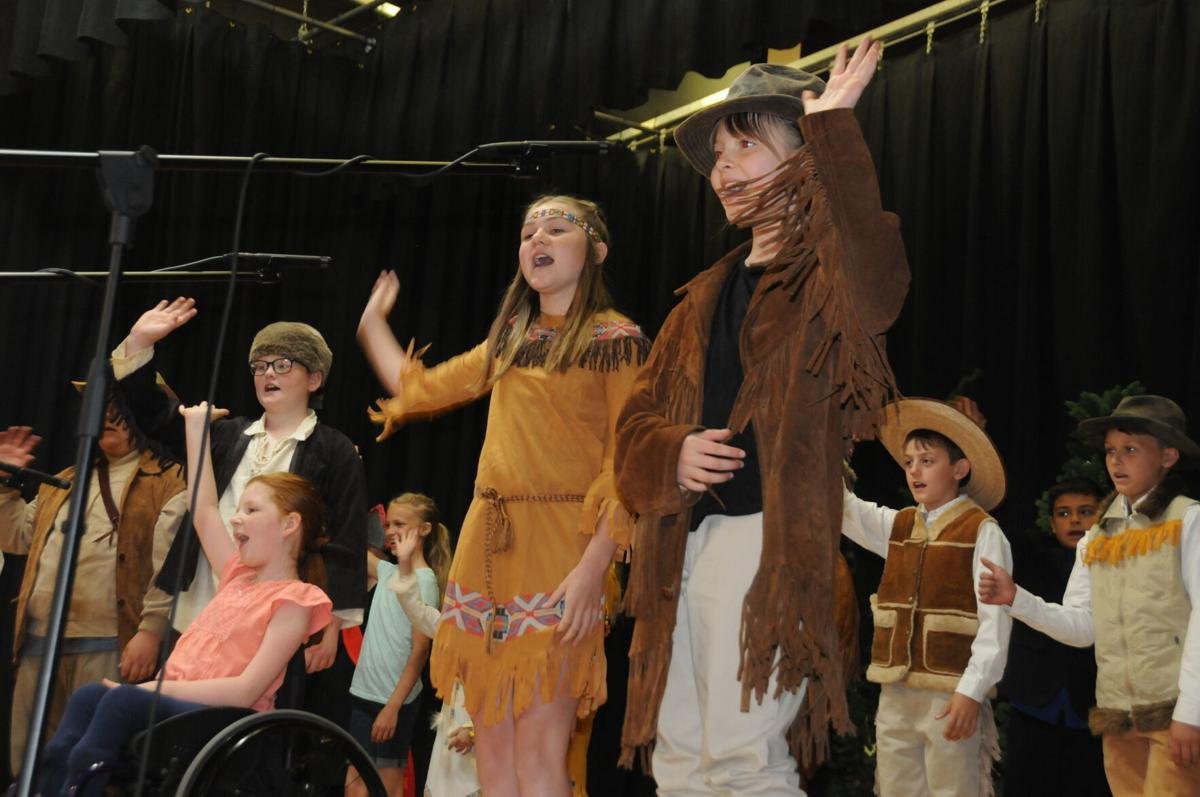 Lewis and Clark musical photo 2