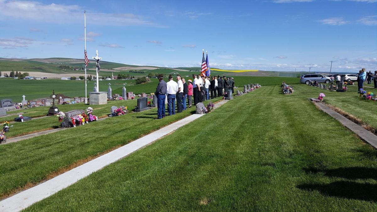 Memorial Day in Greencreek
